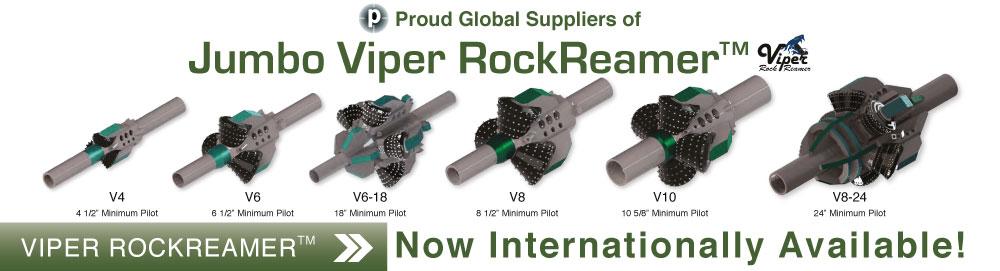 Viper Jumbo RockReamer